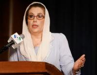 Almarhum Benazir Bhutto